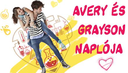 Avery és Grayson naplója