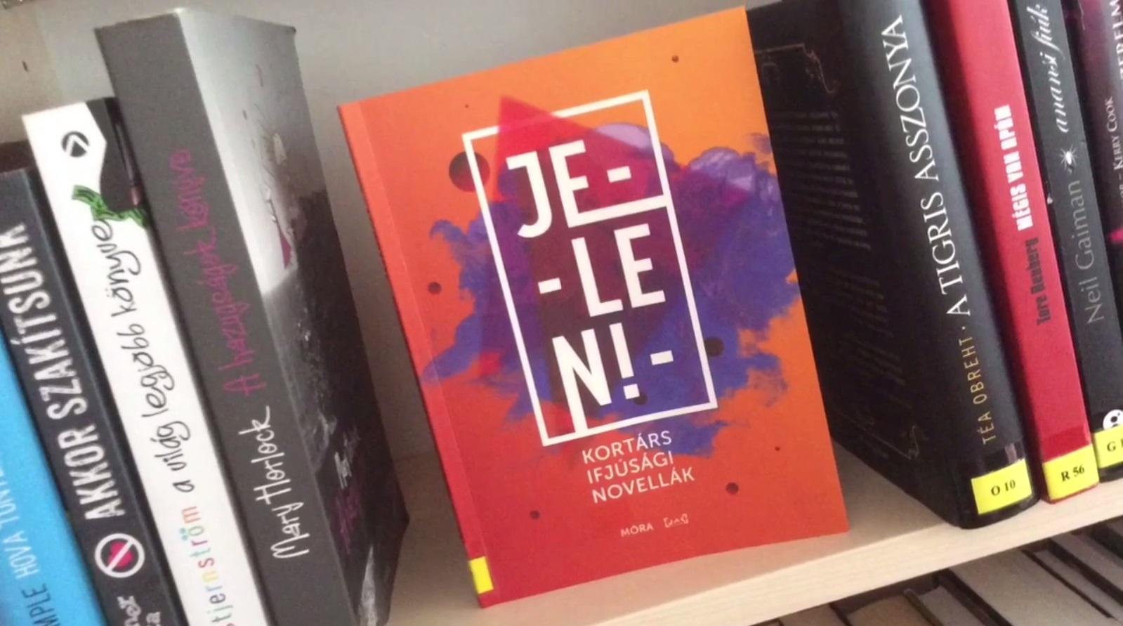 Jelen!-könyvtrailer Vol. 3 by Kriszti & Rebi