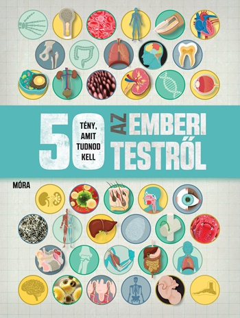 50 tény, amit tudnod kell az emberi testről