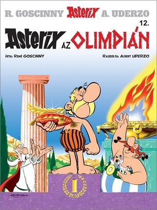 Asterix 12. - Asterix az olimpián