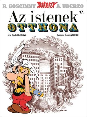 Asterix 17. - Az...
