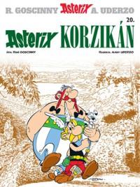 Goscinny – Uderzo: Asterix Korzikán - ekultura ajánló