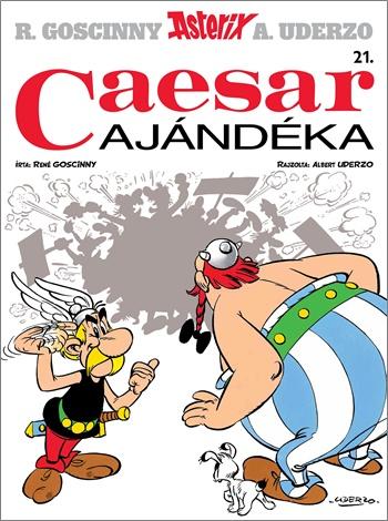 Asterix 21. – Caesar...