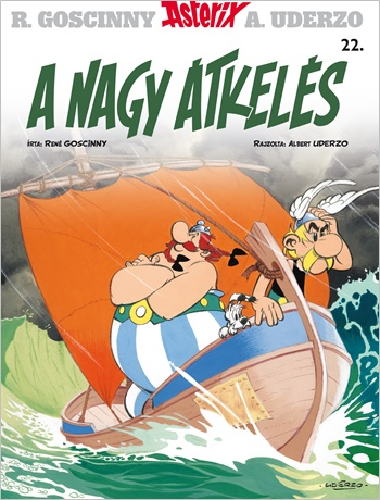 Asterix 22. - A nagy...