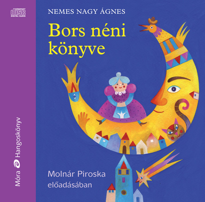 Bors néni könyve / hangoskönyv