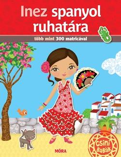 Csini babák - Inez spanyol ruhatára