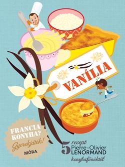 Francia konyha - Vanília