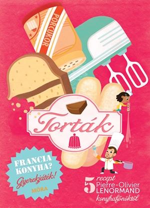Francia konyha - Torták