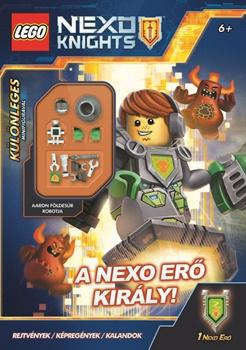 LEGO®NEXO KNIGHTS™ - A NEXO Erő király!