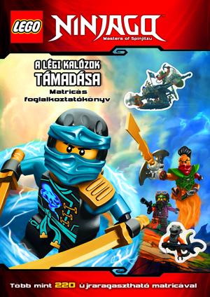LEGO® Ninjago™ A légi kalózok támadása