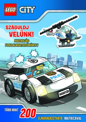 LEGO® City Száguldj velünk!
