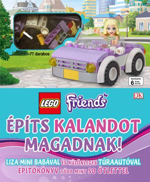 LEGO® Friends Építs kalandot magadnak!