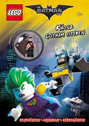 LEGO® Batman Káosz Gotham Cityben