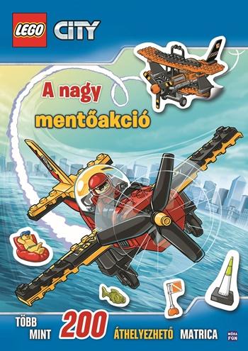 LEGO® City - A nagy mentőakció