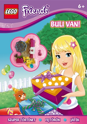 LEGO® Friends Buli van!