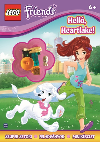 LEGO® Friends  - Helló, Heartlake!