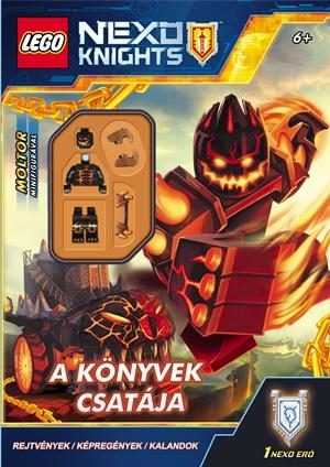 LEGO® NEXO KNIGHTS™ A könyvek csatája!