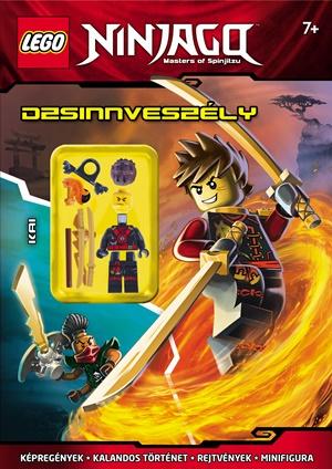 LEGO® Ninjago ™ Dzsinnveszély!
