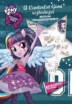 My Little Pony - A Canterlot Gimi rejtvényei