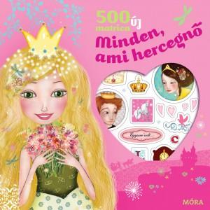 Minden, ami hercegnő - 500 új matrica