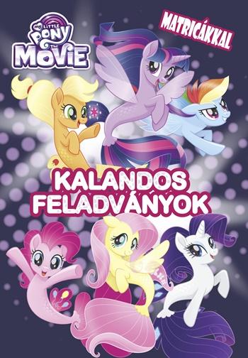My Little Pony the Movie – Kalandos feladványok