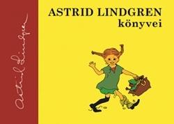 Astrid Lindgren könyvei