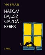 Világjáró bajusztúra - Vig Balázs: Három bajusz gazdát keres