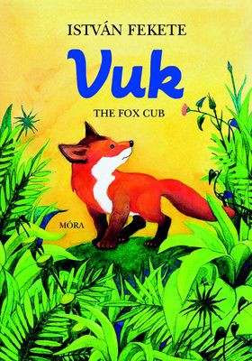 Vuk the fox cub