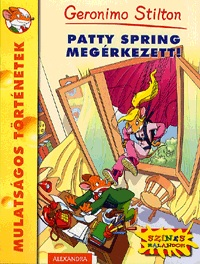 Patty Spring megérkezett!