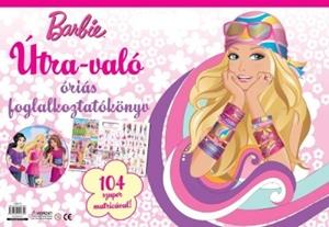 Barbie - Útra-való - óriás foglalkoztatókönyv