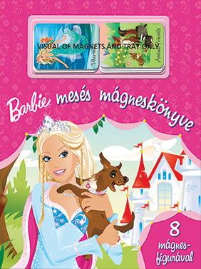 Barbie mesés mágneskönyve