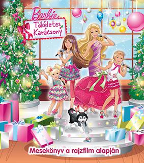 Barbie - Tökéletes karácsony - Mesekönyv a rajzfilm alapján