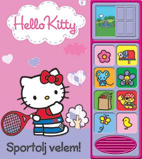 Hello Kitty - Sportolj velem!