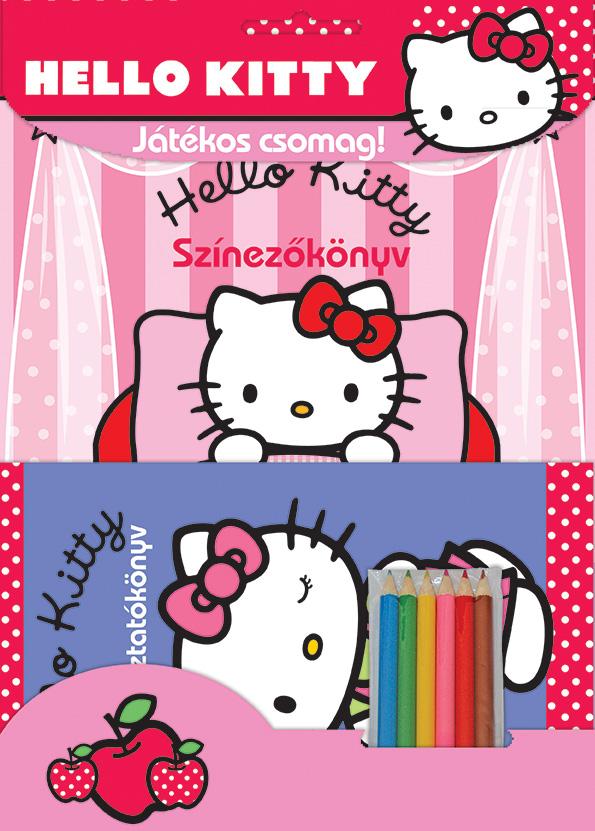 Hello Kitty - Játékos csomag!
