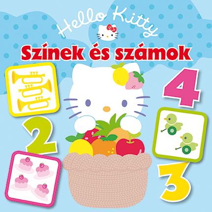 Hello Kitty - Színek és számok