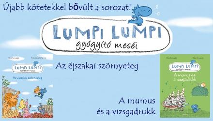 Barni és képzeletbeli barátja, Lumpi Lumpi kalandjai folytatódnak...
