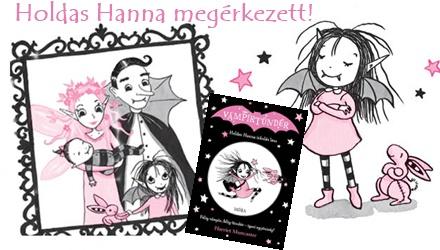 Holdas Hanna megérkezett!