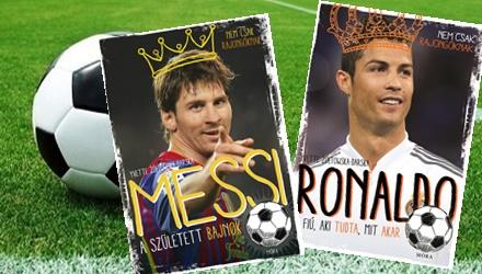 Messi és Ronaldo