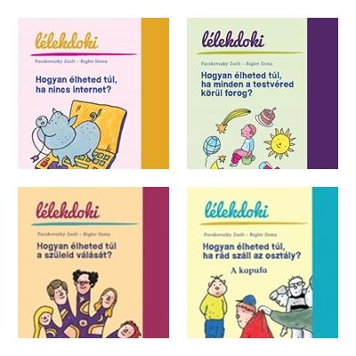 Lélekdoki - gyerekeknek szóló pszichológiai sorozat