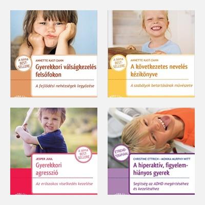 Önsegítő könyvek szülőknek - Móra családi iránytű II.