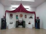 Cinóber cirkusz kiállítás a Vértes Agóráján