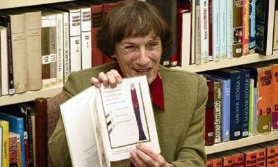 Az úgy volt...90 éve született Janikovszky Éva