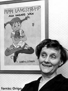 Harisnyás Pippi május 21-én ünnepli tényleges születésnapját. Ma 70 éves