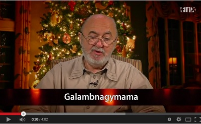Nógrádi Gábor: Galambnagymama - Adventi percek