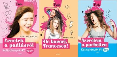 PINK: Ezekben a könyvekben érnek be a lányok