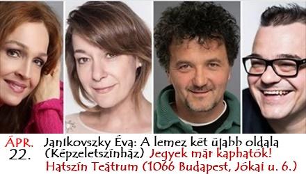 Janikovszky Éva: A lemez két újabb oldala
