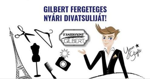 Gilbert NYÁRI Divatsuli a Hatszínben