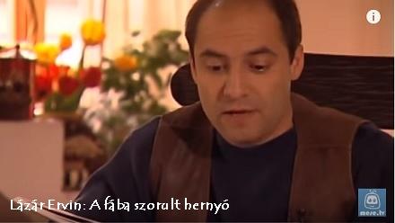 Lázár Ervin: A fába szorult hernyó /mesefilm, esti mese gyerekeknek