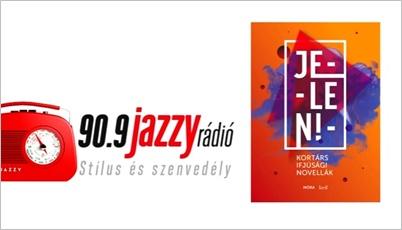 Jazzy Rádió könyvajánló - Jelen!