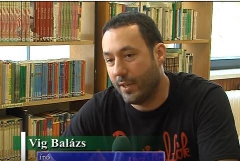 Interaktív mesedélután Vig Balázzsal TV Ajka